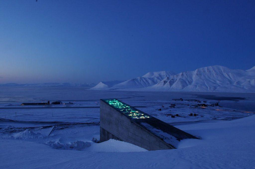 Le grenier du monde Svalbard