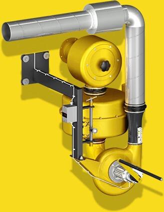 Unité de filtration NRBCE