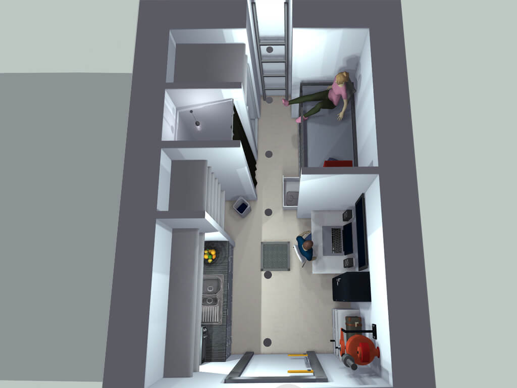 Prix construction bunker